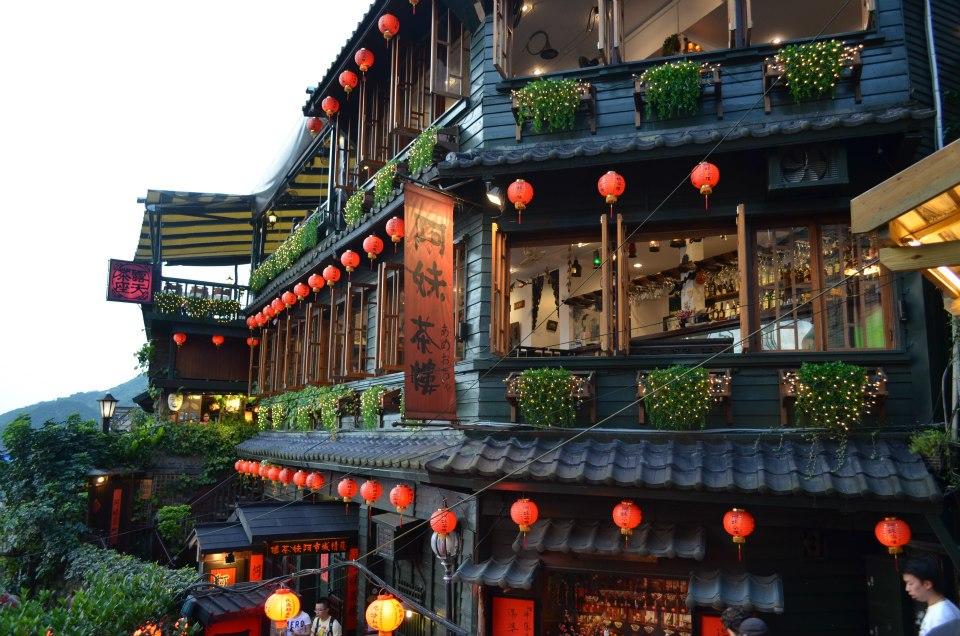 【九份(きゅうふん)】台北近郊の超人気スポット(台湾、新北市)