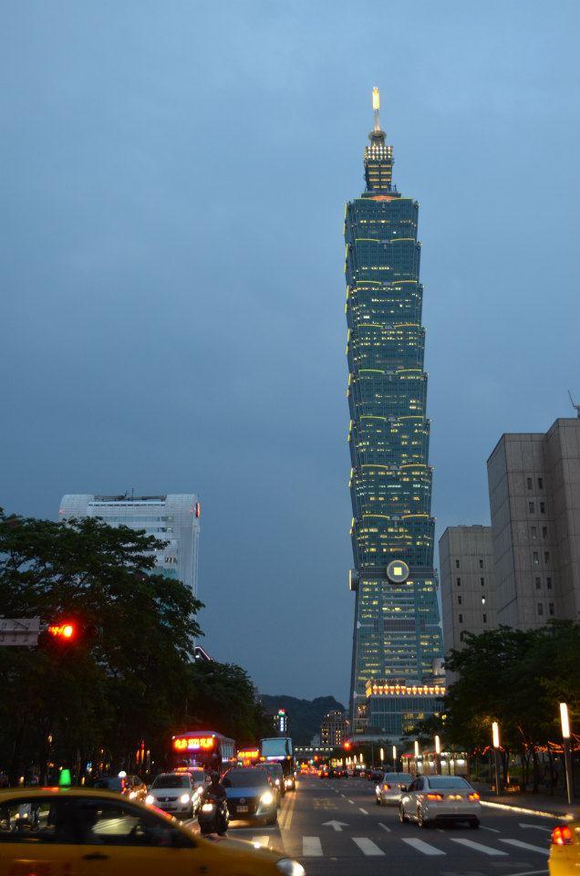 【台北101】台北のランドマーク 台北に訪れたら 必ず観光して下さい