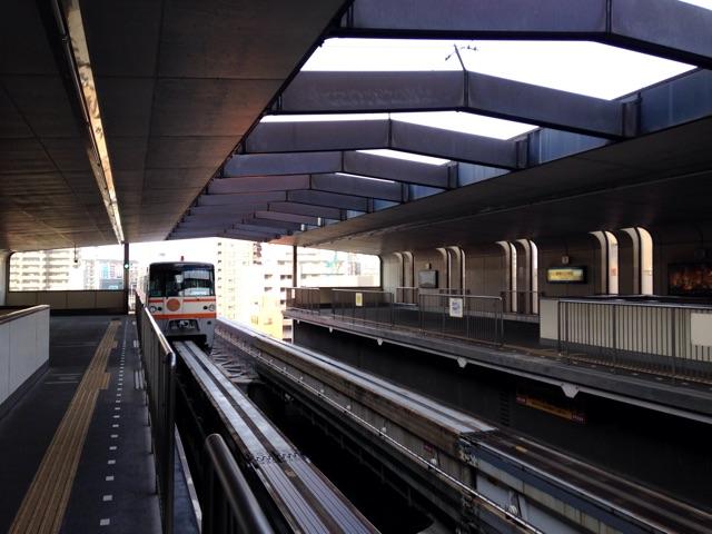北九州モノレール  Kitakyushu urban mono rail
