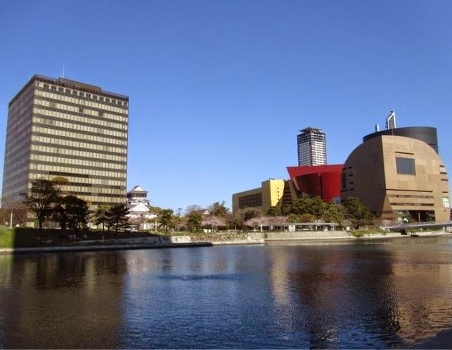 北九州へぜひお越し下さい Please come to Kitakyushu City