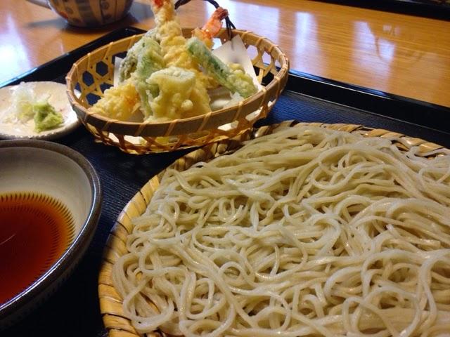 北九州 手打ちそば足立 soba Adachi, Kokura, Kitakyushu