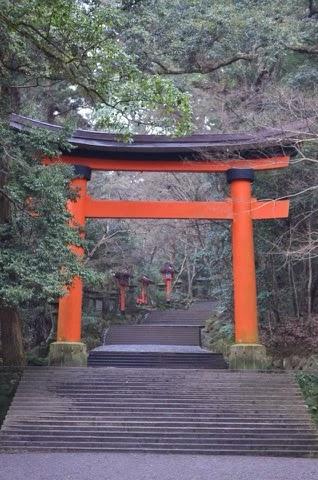 大分 豊後高田 昭和の町、宇佐神宮 nostalgic town Bungotakada, Usa Jingu Shrine, Oita
