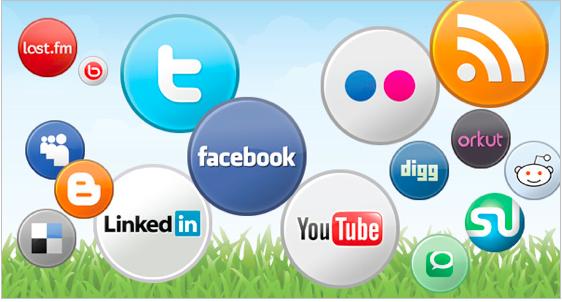ソーシャルメディアが作る、大きな変化  Social media makes big movement