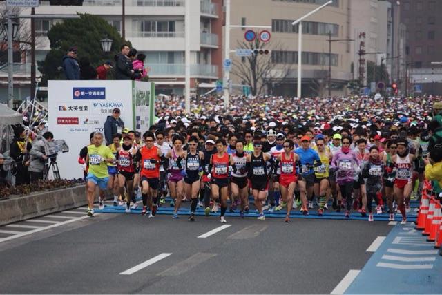 北九州マラソン、出てみた!