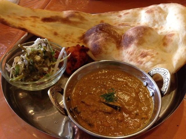 【移転:インドキッチン ギタンジャリ】美味しいインドカレーならオススメはここ(北九州市小倉北区)