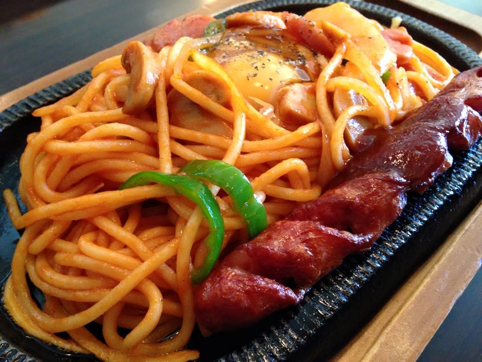 【もり珈琲店 幸神店】美味しいナポリタンとコーヒーのお店(北九州市八幡西区)