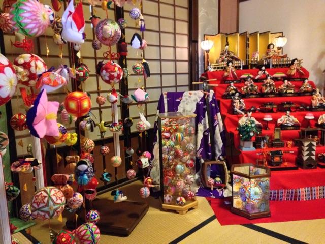 【長府毛利邸】ひな祭りイベント中の毛利邸を訪ねる(山口県下関市)