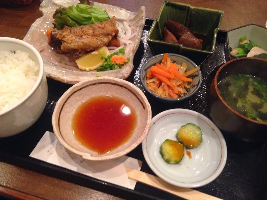 【いちか和】超おすすめ 美味しい 和食 ランチのお店(北九州市小倉北区紺屋町)