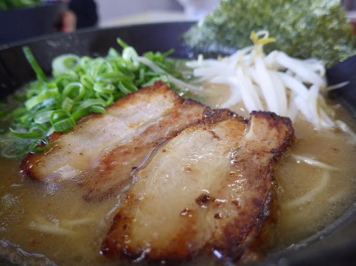 【らーめん泰玄】味噌ラーメンも美味しい、北九州小倉の豚骨ラーメンの人気店