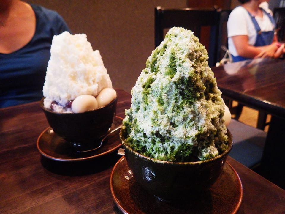 【甘味処 枡屋】北九州 小倉のかき氷といえば オススメはここ 桝屋