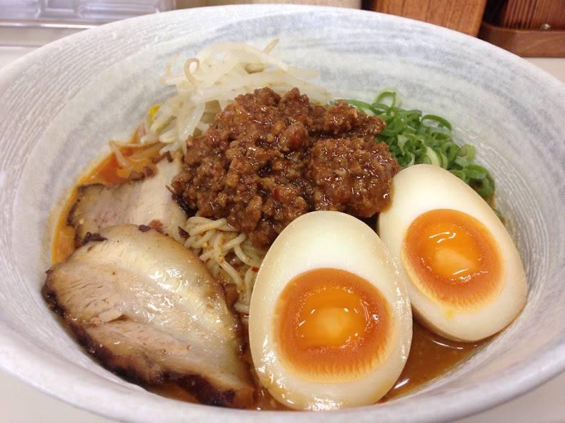 【らーめん泰玄】冷し担々麺 人気のラーメン店 夏の激ウマメニュー