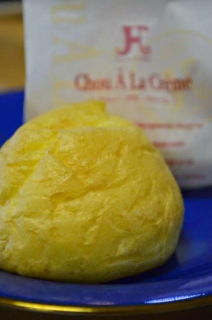 【アラモード】絶品シュークリーム プリンアラモード 北九州 小倉 スイーツの名店 手土産に頂きました!