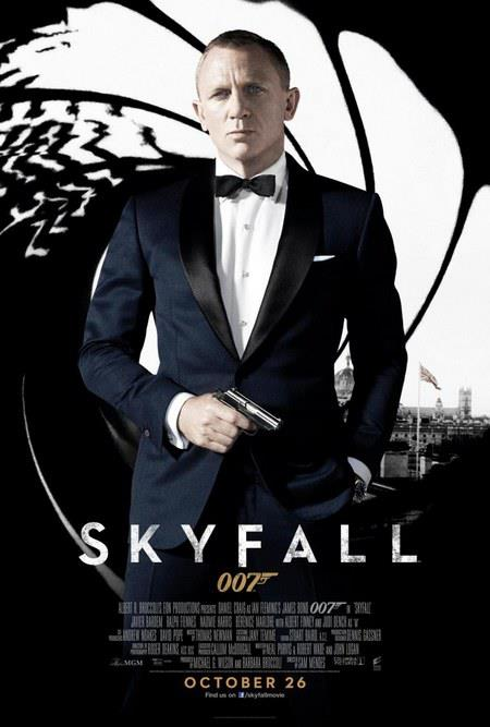 【007スカイフォール】007の原点 本当の始まりの作品