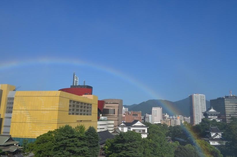 虹で皆をハッピーに!『北九州×にじのはしプロジェクト』