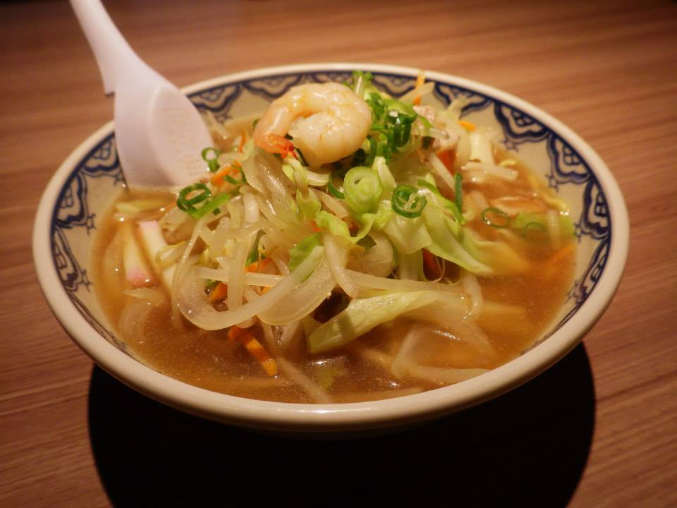 【藤王】小倉魚町の人気 中華そば屋さん(北九州市小倉北区)