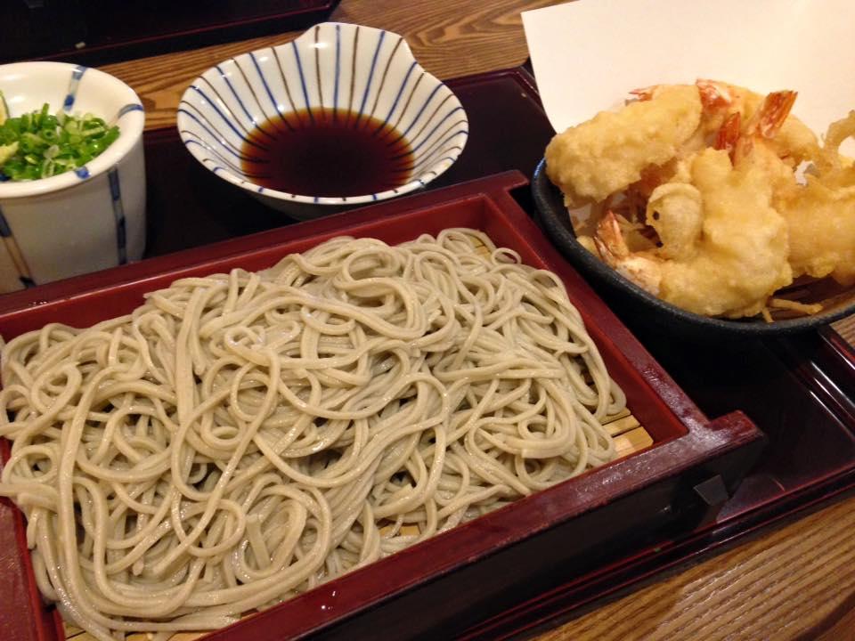 【そば処 芭蕉庵】美味しい八幡の人気店(北九州市八幡東区)