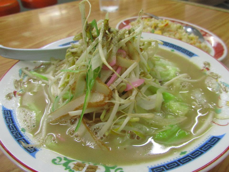 戸畑っ子のソウルフード戸畑ちゃんぽんと、長崎チャンポンは別の食べ物(北九州市戸畑区)