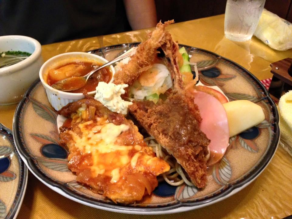 【グリル小柳】Bランチが人気の老舗洋食屋さん(北九州市小倉北区)