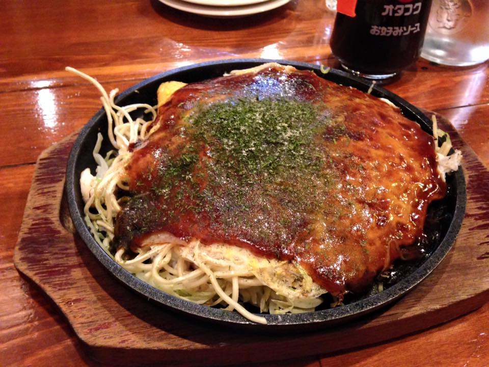 【うろたんけ】広島風お好み焼きが美味しい、小倉のリトル広島(北九州市小倉北区)