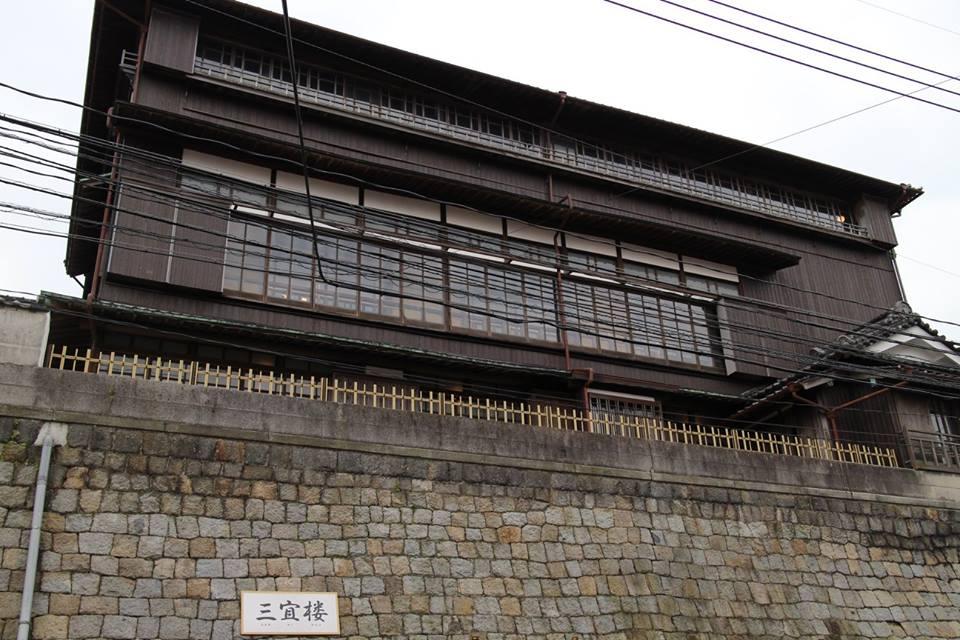 【三宜楼(さんきろう)】かつての門司港の隆盛を感じる元高級料亭(北九州市門司区)