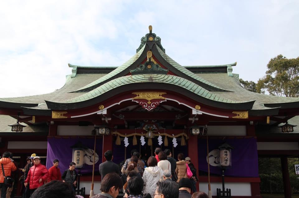 三社参り(三社詣)は西日本、特に福岡の文化・風習