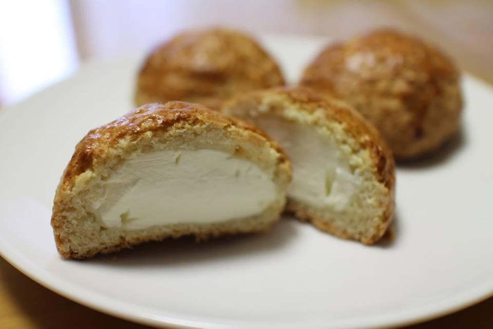 【藍昊堂菓子舗(あおぞらスコーン)】チーズ饅頭が美味しい(北九州市小倉北区)