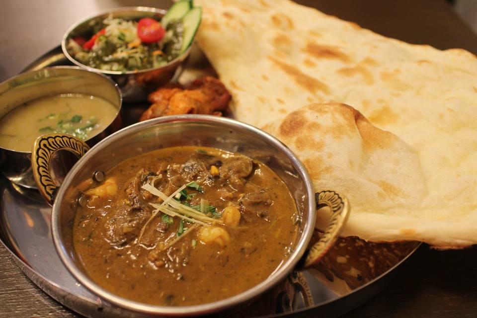 【移転】北九州 小倉 インドキッチン ギタンジャリ Indian kitchen Gitanjali, Kitakyushu