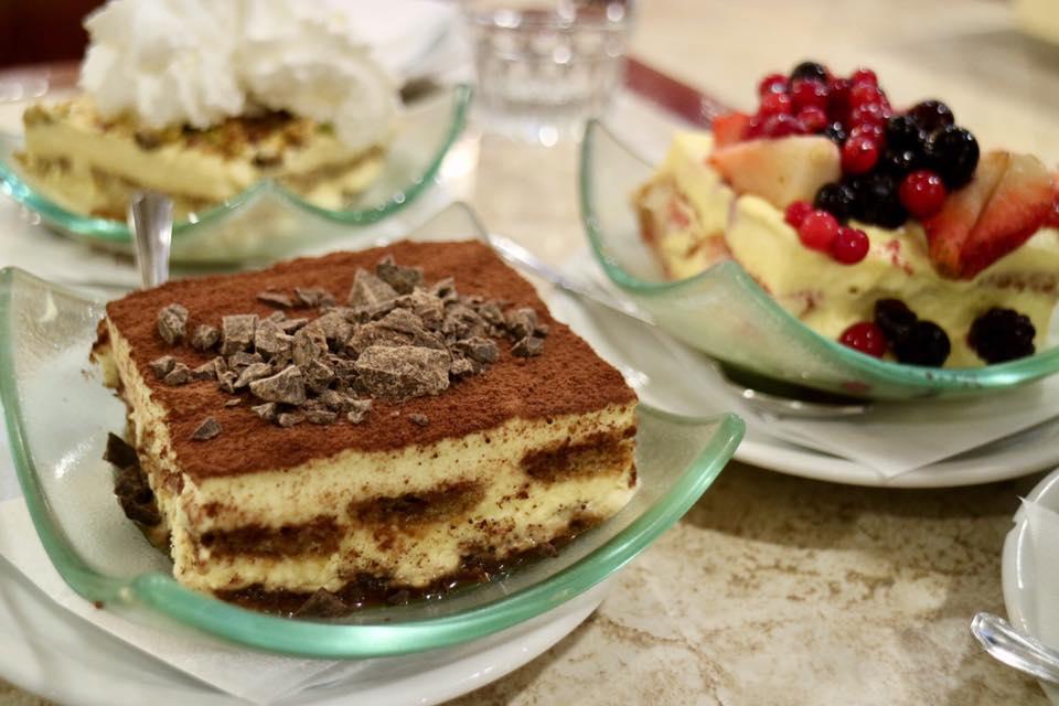 【ポンピ(POMPI)】ローマ一美味しいティラミスと評判のお店(イタリア、ローマ)