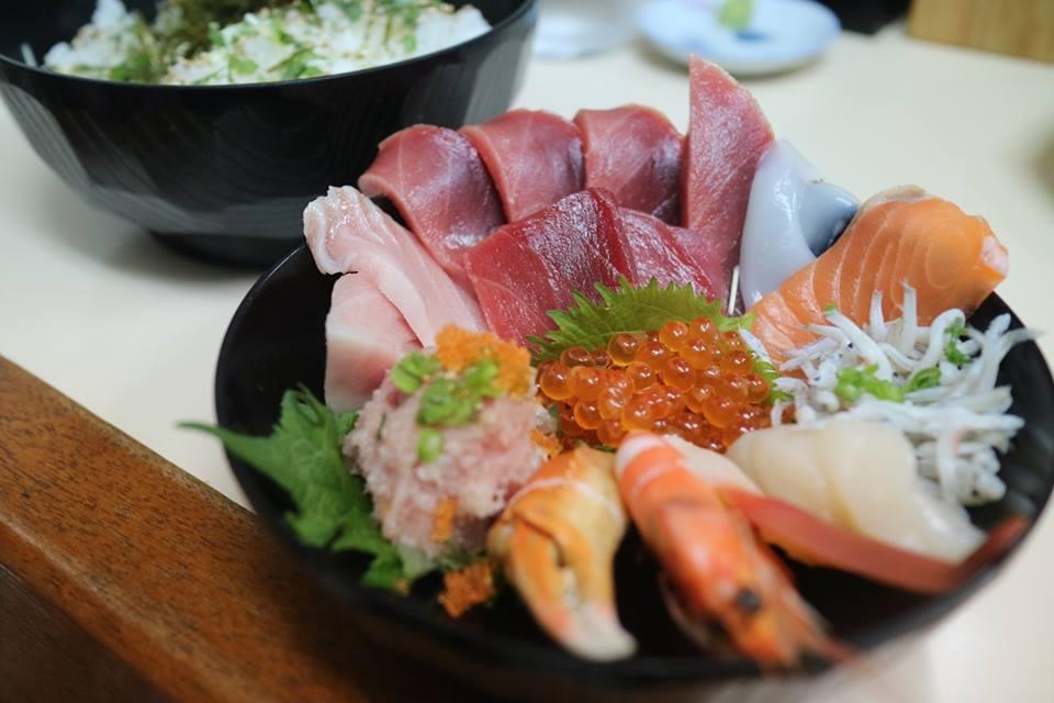 【お食事処こずえ】満足度ハンパない海鮮丼のお店(北九州市小倉北区)