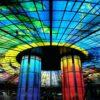 【美麗島駅】世界で2番目に美しい地下鉄駅(台湾、高雄市)