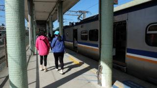 【瑞芳駅】九份、十分の観光起点。台北からの行き方