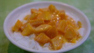 【冰讃(ぴんざん)】マンゴーの季節限定オープン、極上かき氷(台湾台北市)