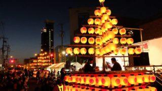 【田野浦提灯山】江戸時代より続く伝統的祭り(北九州市門司区)