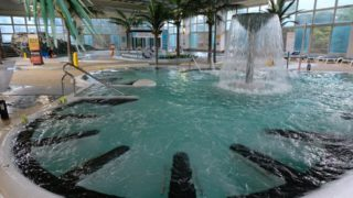 韓国唯一の自然湧出水「徳邱(ドック)保養温泉」(韓国蔚珍郡)