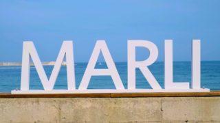 【LE CAFE MARLI】海辺のオシャレなカフェ(韓国蔚珍郡)