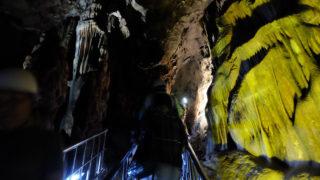 【聖留窟】ウルチンにある天然記念物の鍾乳洞(韓国蔚珍郡)